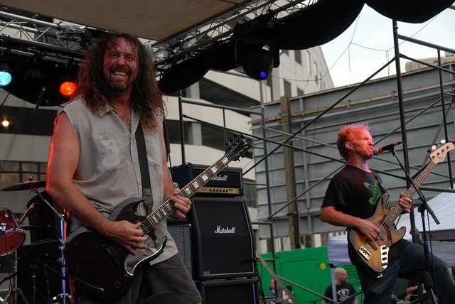 Corrosion of Conformity- The Raleigh rockers have been together for almost 30 years now. C.O.C. has toured with the likes of Metallica, Motorhead, and Disturbed.