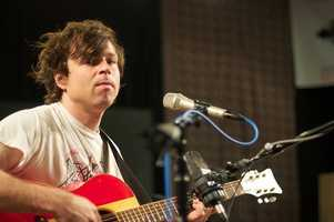 Ryan Adams- The prolific singer-songwriter was born in Jacksonville and raised in Raleigh. His first band, Whiskeytown, was a major influence in alt-country music.