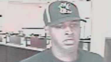 Jamestown bank robbery suspect (Guilford Co. Sheriff's Office)