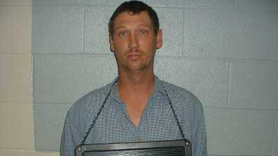 Brian Allgood (Yadkin Co. Sheriff's Office)