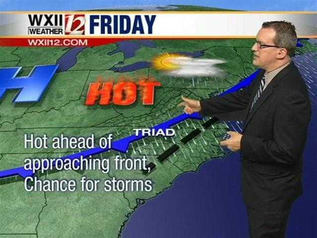 Click through for forecast and futurecast images with Brian Slocum.