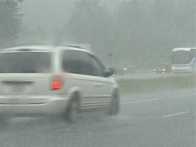 Davie County rain