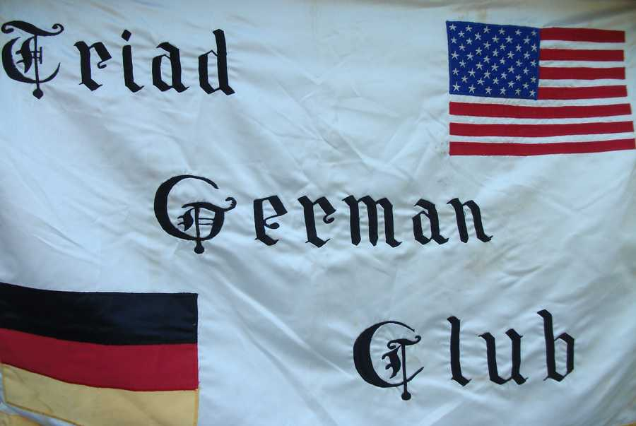 The German Triad Club put on a Summer Solstice Event at Tanglewood Park.