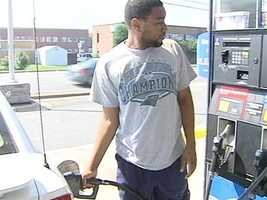 The best days of the week to fill up your tank are Mondays and Tuesdays, according to a car care specialist she talked to. That's when the gas stations usually haven't raised their prices yet.