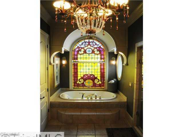 Master Suite Spa with heated floors