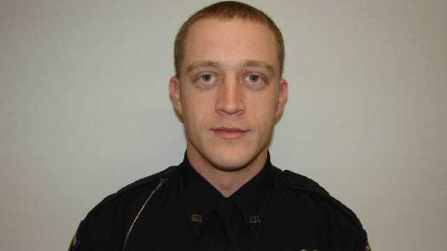 Officer Brian Thomas (Dobson Police Department)