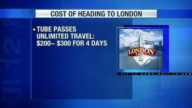 Getting around London is another story. Cabs are pricey (don't forget to look right first!), so the Tube transit system is the best way to go. An unlimited four-day pass runs upward of $300.