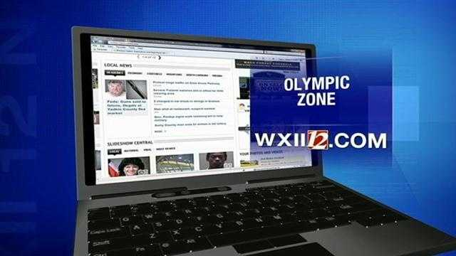 If you're not going, make sure to join WXII for all the Olympics action, including the Olympic Zone at 7:30 p.m. Monday-Saturday during the Games!