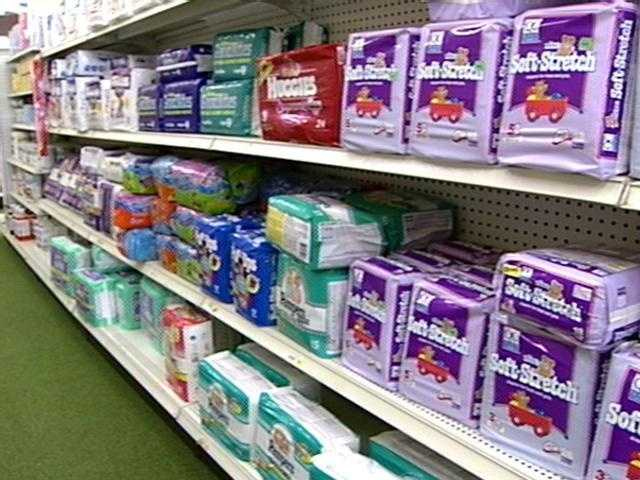 Diapers can also be purchased tax free Aug. 3-5.