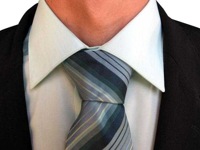 Neckties are also included in the tax free holiday.