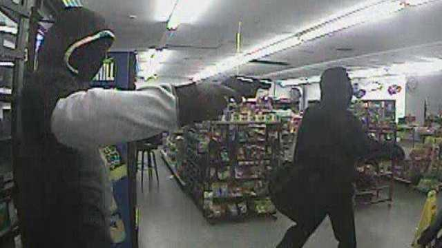 Rite Stop Mini Mart surveillance photo (Burlington PD)