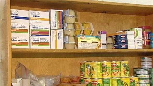 Food Pantries In Need