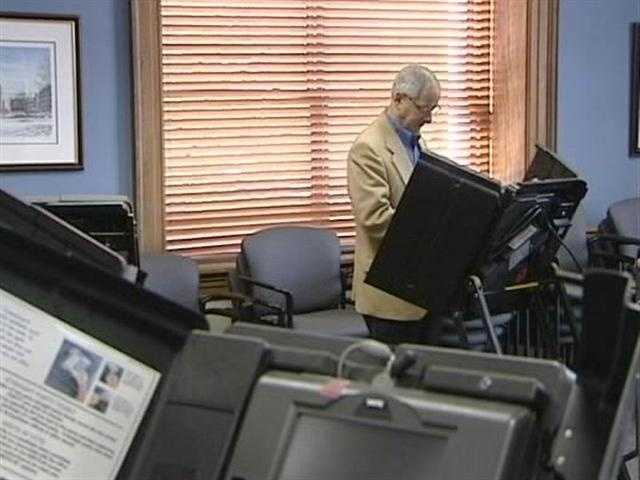 October 18, 2012: One-stop absentee voting begins for General Election
