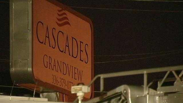 Cascades Grandview Apartments without power (WXII)