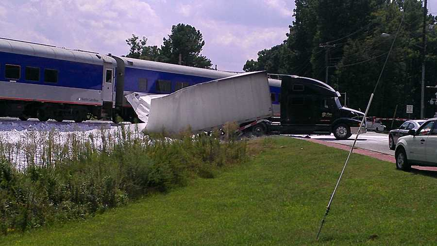 It occurred Thursday afternoon at Dillon Road and Ragsdale Road in Jamestown.