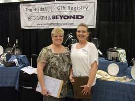 The Bridal and Gift Registry at Bed Bath and Beyond was represented at the bridal Show...