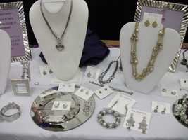 Jewelry to choose for your wedding party to wear from Lia Sophia...