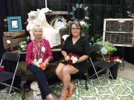Dahlias Flowers was represented atThe Carolina Weddings Show Photos...