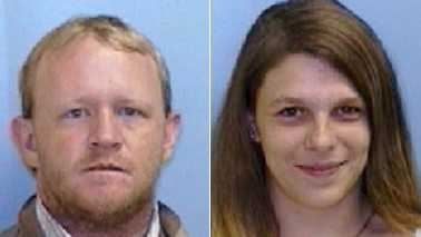 James Stikes Jr. and Julia Stikes (Alleghany County Sheriff's Office)