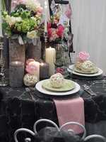 Wedding shows are so important to get ideas for your wedding planning. (Weddings by Hummingbird Designs)