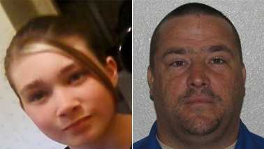 Abigale Lefevers, left, and Timothy Newman, right (NC Amber Alert)