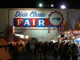 1. Before the towns of Winston and Salem merged, Forsyth County celebrated numerous Fairs throughout the years. What is now known as the Dixie Classic Fair actually started as a wheat exhibition in Salem in 1882.
