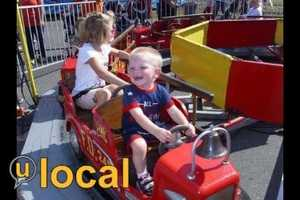 Make sure you send your photos to WXII's 'u local' Dixie Classic Fair slideshow!