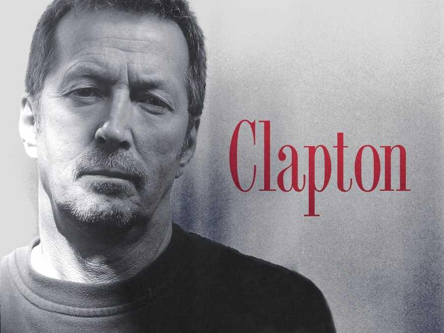 Beth Massie Morris: Eric Clapton