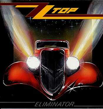 "Edwin Phillips: ZZ Top ""The Eliminator"""