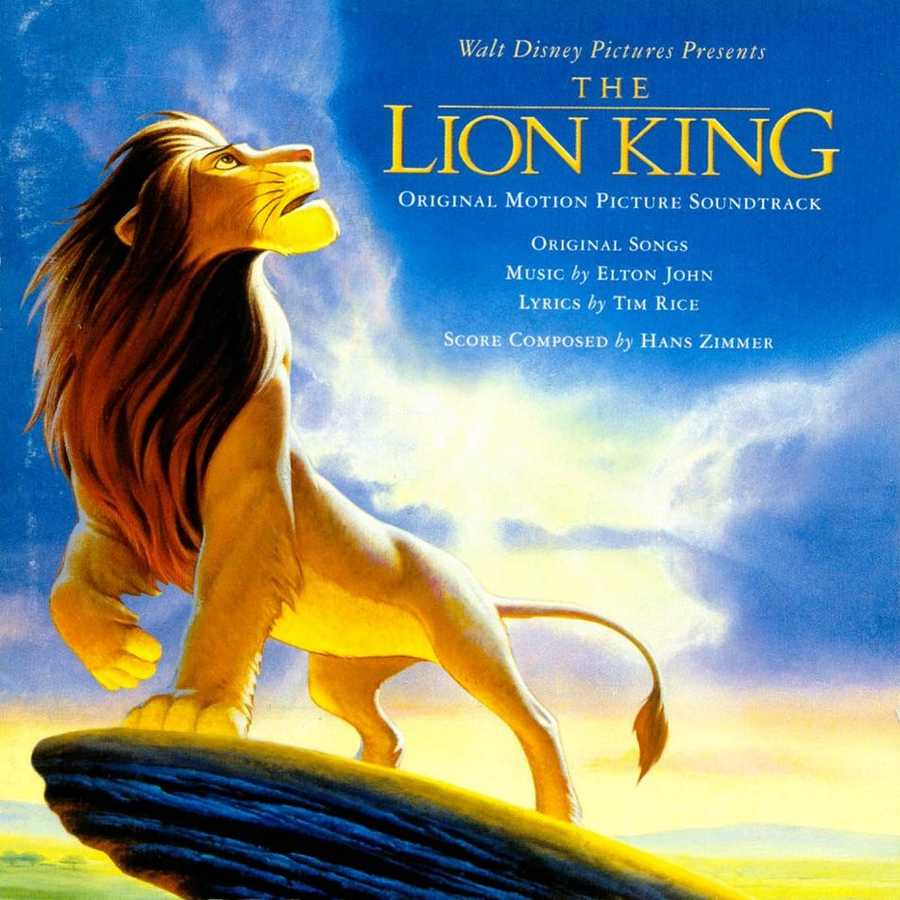 """Royger Short: The soundtrack to """"The Lion King."""""""