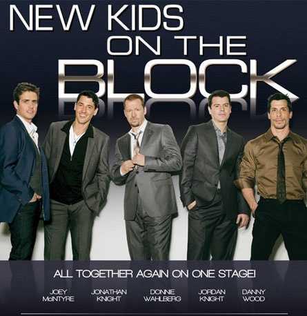 Jennifer Keener: New Kids on the Block