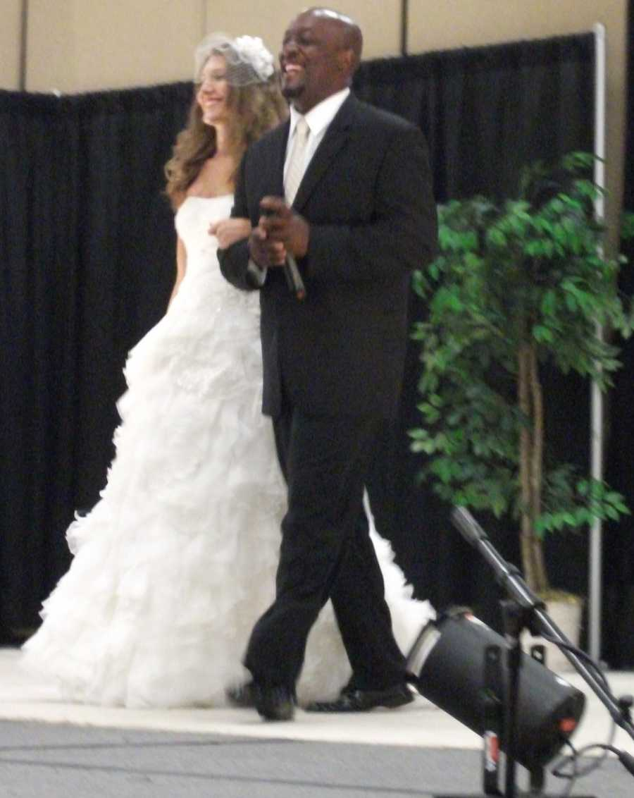 Rob and Toni Massengale can help you with your wedding music plans. They played music throughoutThe Carolina Weddings Show and the bridal fashion shows.