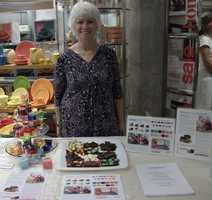 Casanova's Confections Inc. was present at theBelk Engagement Party handing out samples of fine chocolates.
