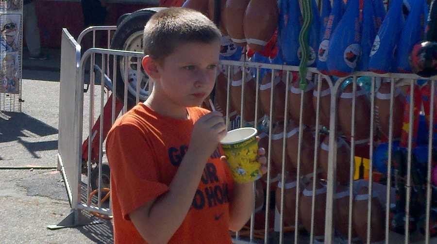 Great day for a visit to the fair, right? WXII's Rich Cisney uploaded these fun Friday photos to WXII12.com.