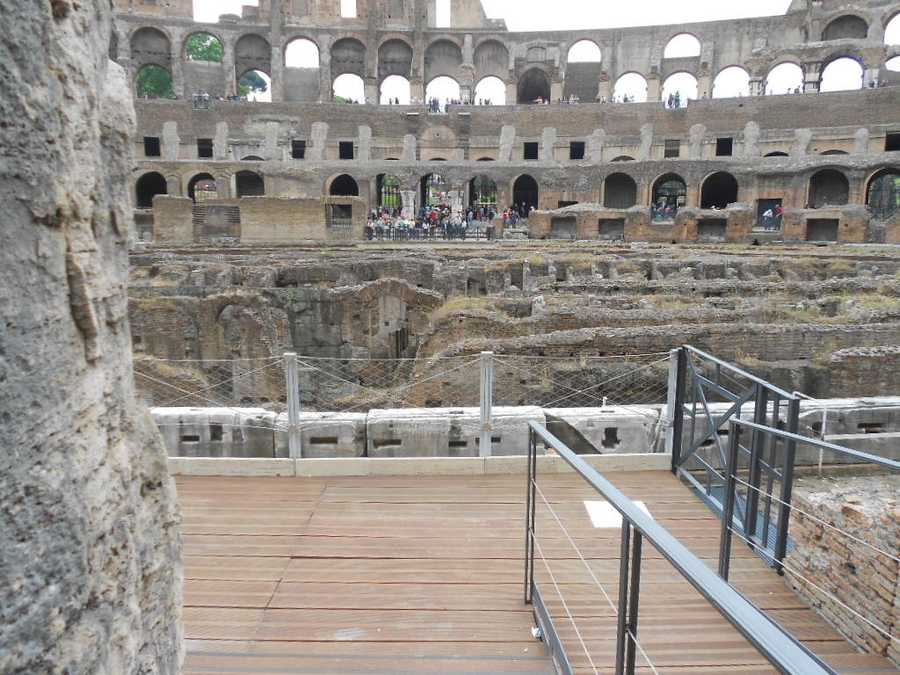 The Colosseum'sconstruction started in 72 ADby emperor Vespasainand was finally completed in 80 AD by Titus. So many photos to take and several can be wedding memories or honeymoon gifts.