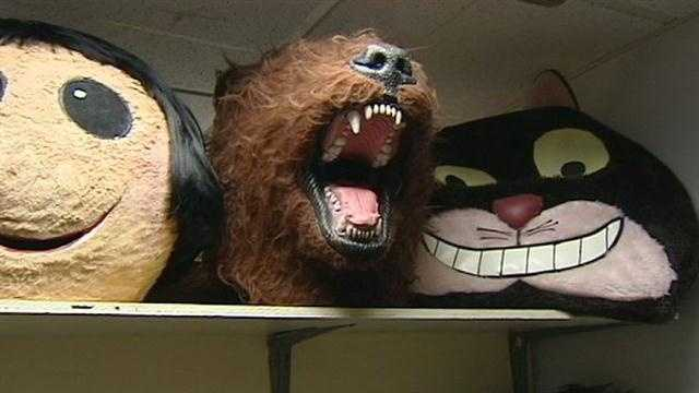 Greensboro company getting ready for Halloween costumers