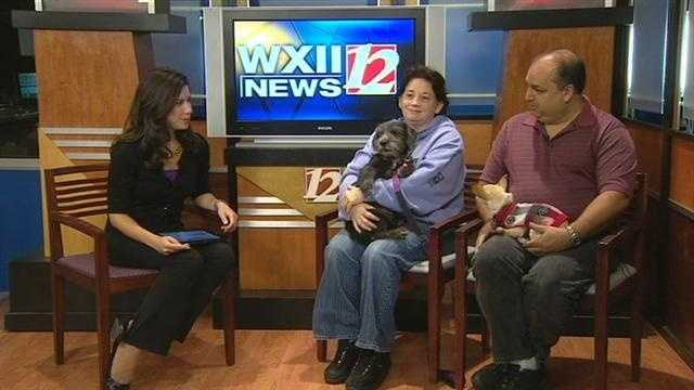 Meet Pickles and Tinkerbell, WXII12's Pet Of The Week.  Mary and Ed Parsons from the Humane Society Of Wilkes has more.