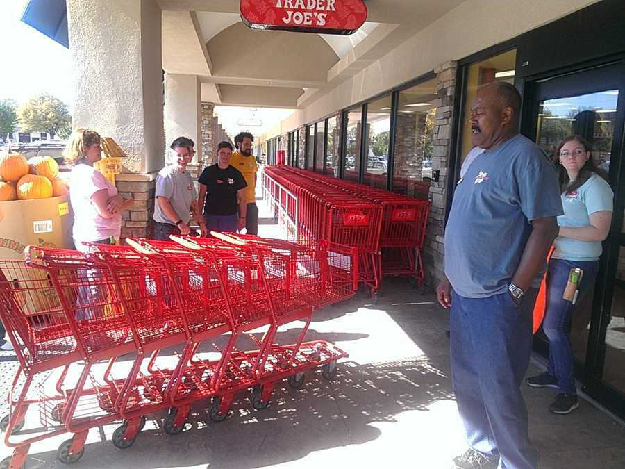 The grocery store will be open from 8am-9pm, daily and is approximately 13,000 square feet.
