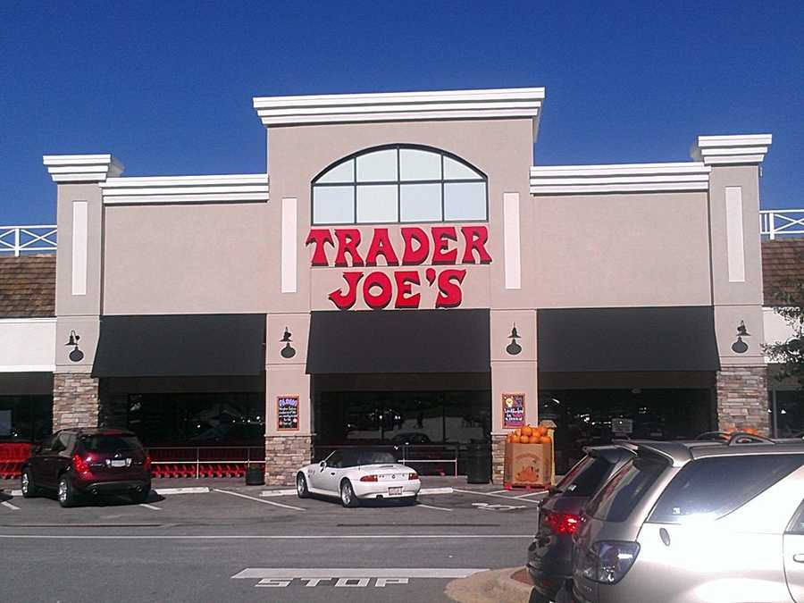 Trader Joe's will open a Winston-Salem location on Friday. WXII's Ericka Miller went there Thursday and uploaded these photos to WXII12.com.