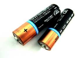 Batteries:  Check the electronic devices in your kit and stock a few extra batteries for those devices.