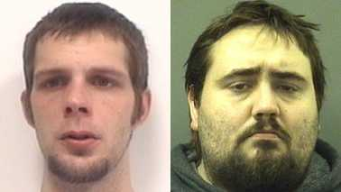 Ronald Breithaupt, left, and Brian Domke, right (Davidson County Sheriff's Office)