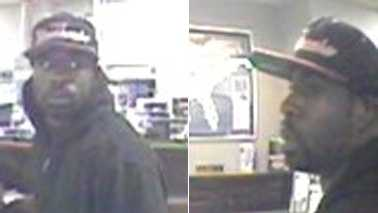 High Point bank robbery surveillance images