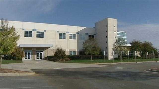 The former Dell plant in Winston-Salem could become the new home of an Herbalife expansion.