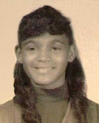 Sherri Lee Truesdale was last seen shopping at the Rayless Department store in Winston-Salem, North Carolina on June 13, 1970 and has not been heard from since. Sherri has a mole above her upper right lip, a mole in the center of the base of her neck, and pierced ears. She was 16 years old.