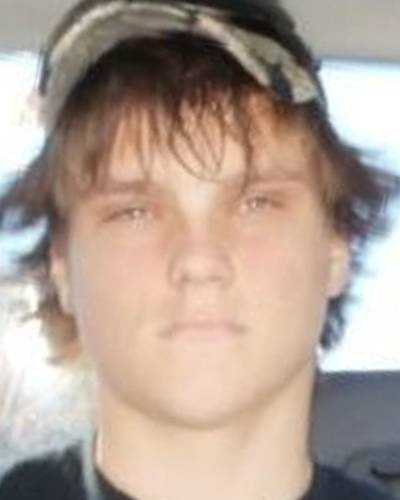 """Paul Winford Wigington was last seen on April 8, 2012 in Jacksonville, NC. He may still be in the local area or he may travel to Russellville or Dardanelle, Arkansas. He is 17 years old, 6'0"""" and 185 lbs."""