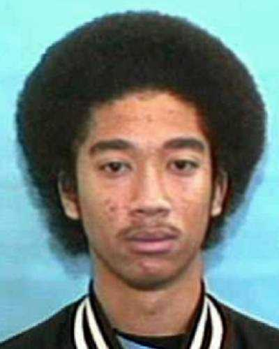 """Michael James Borges was last seen April 30, 2005 in Fayetville, NC. Michael may still be in the local area, or he may have traveled to Newark, New Jersey. He is Biracial. Michael is Black and Hispanic. He has a scar on his upper right arm in the shape of the letter """"M"""". Michael's nickname is Mike."""