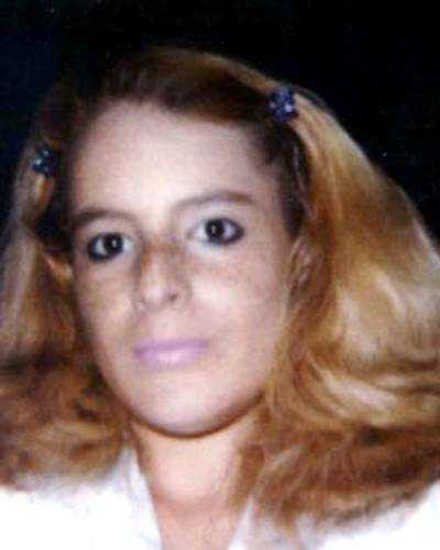 Christina Lynn Lewis was last seen on June 20, 2000 in New Bern, NC. She was 17 years old. Her tongue and navel are pierced. Christina may go by the nickname Teena.