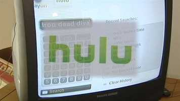 Another option for favorite shows is Hulu Plus, which costs about $8 a month.