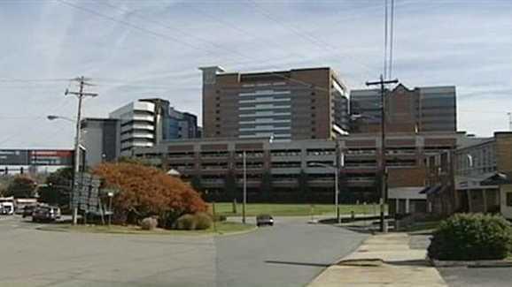 Wake Forest Baptist Medical Center building