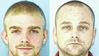 Justin Adkins, left, and Kenneth Middleton, right (The Stokes News)